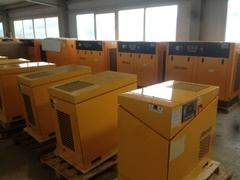 Посещение центрального склада завода Berg в Москве